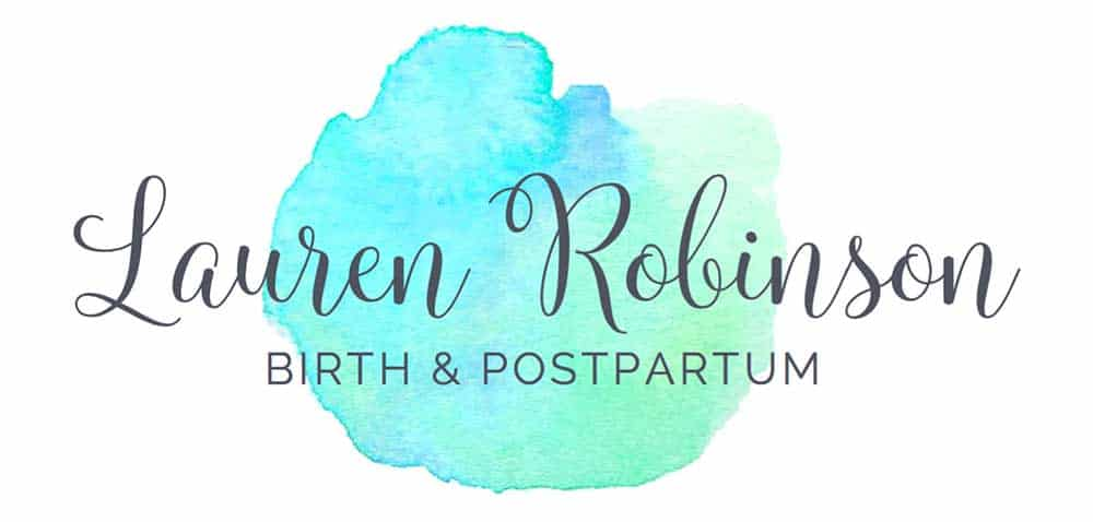 Lauren Robinson Birth postpartum doula